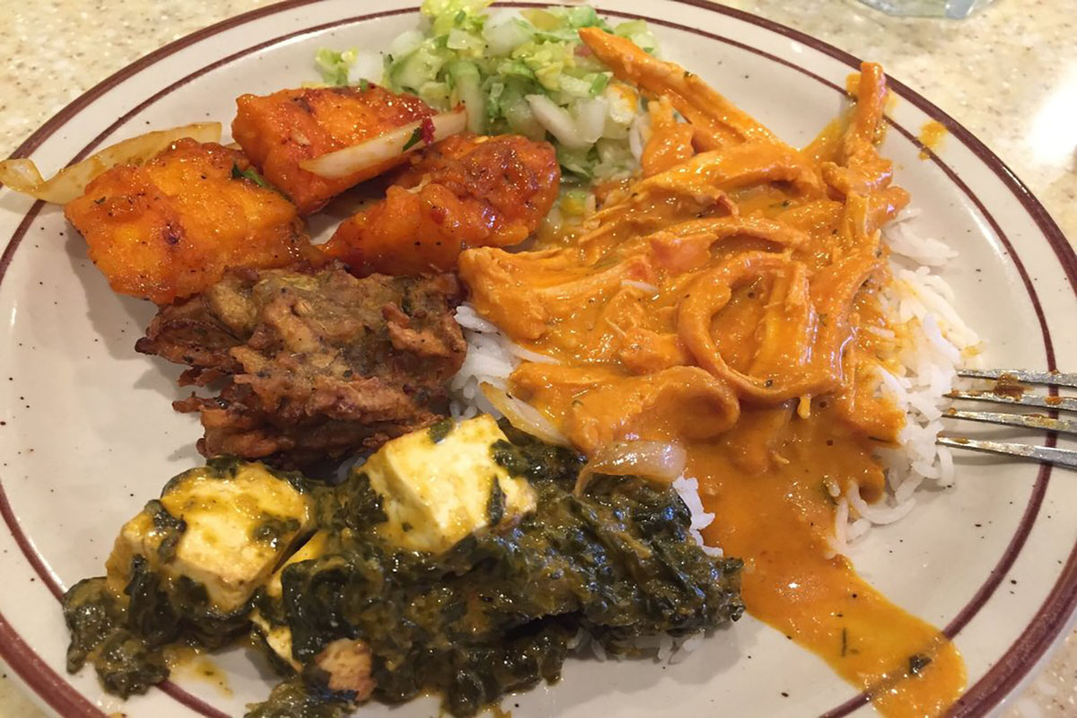 Indian Food Cincinnati Ohio